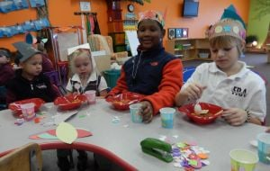 Forest Ridge Academy students experience the meaning of Thanksgiving