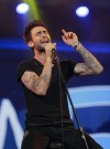 Adam Levine, rising pop star do Jazz Fest duet