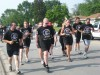 Locals carry torch for Special Olympics