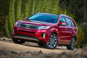 Sorento draws athletic design