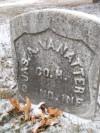 James A. Vanatter, 1841-1918
