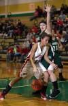 LaCrosse/Washington Twp. PCC girls basketball