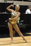 Valparaiso's Taylor Wiggins is twirling through life