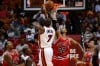 Heat pull away from reeling Bulls, 108-95
