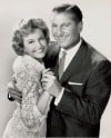 Norma Zimmer and Lawrence Welk