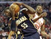 Roy Hibbert, Jimmy Butler