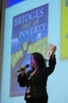 Workshop helps build 'bridges out of poverty'