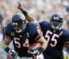Bears' Brian Urlacher: 'There's a sense of urgency every year'
