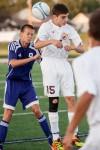 Chesterton soccer Nick Barango