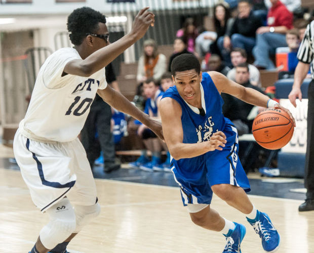 Hemphill's steal and slam gives City big home win over Lake Central