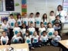 Kindergarteners celebrate Earth Day through art and education