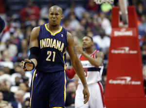 NBA ROUNDUP: Pacers struggle in road loss to Wizards