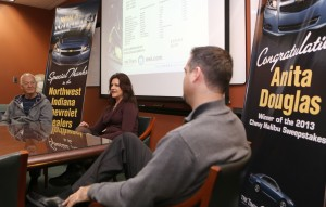Malibu winner says car couldn't have come at better time