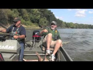 Zoeller studies effects of Asian carp on Indiana rivers