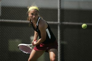 Chesterton girls edge Valparaiso for sectional tennis title