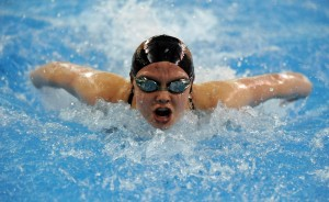 Chesterton takes nine top seeds at sectional swimming prelims