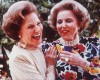 Twin Sister Advice Columnists  Abigail Van Buren and Ann Landers in 1986