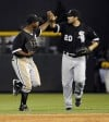 Pierzynski's sacrifice fly gives Sox win