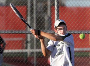 Valpo, LaPorte boys tennis fall at Portage Regional