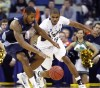 Old Dominion edges Notre Dame 51-50