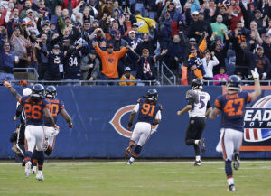 AL HAMNIK: Bears finding new ways to survive