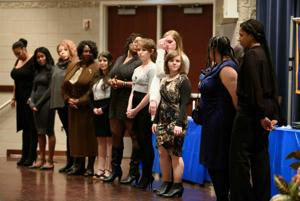 Joint honor society induction at PSC celebrates student successes
