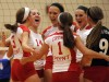 Crown Point celebrates win over L.C.
