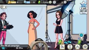 Kim Kardashian takes over game world