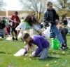 Chesterton church holds Egg Drop