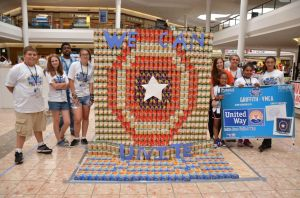 Canstruction Northwest Indiana winners named
