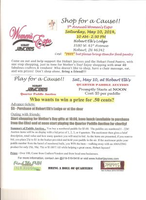 Women's Expo/Auction