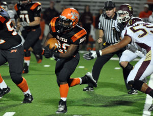LaPorte running back Charles Salary is a self-made star