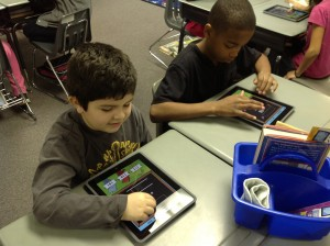 iPads a hit with Merrillville students, parents