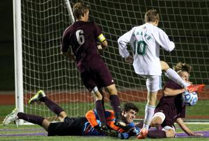 Gallery: Hobart boys soccer sectional
