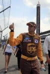 David Ragan captures Brickyard pole