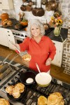 Kitchen star Paula Deen on Horseshoe Venue stage Sunday for cooking show