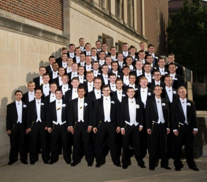 Varsity Glee Club Of Purdue University - Program 4