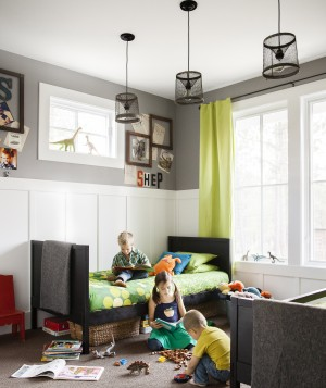 Right at Home: bedrooms for the modern kid