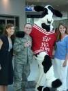 Some fans go to great lengths for favorite restaurants; Chick-fil-A appreciates the mania