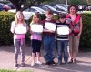 Four third-graders post perfect scores on state reading test