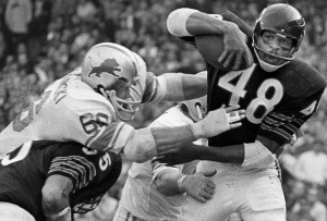 ECW grad, former Bears' return standout Ron Smith dead at age 70