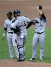 White Sox lose to Orioles, head to Detroit