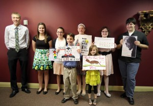 8 local students earn Red Ribbon awards