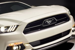 Horse Play: The all-new 2015 Ford Mustang ponies up with fresh styling and added sophistication