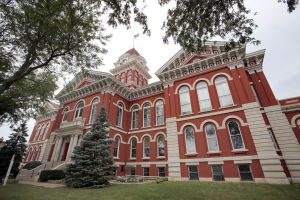THE SOUTH SHORE IN 100 OBJECTS, DAY 50: Old Lake County Courthouse in Crown Point