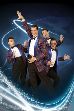 Fabric of Fun: 'Plaid Tidings' unravels with gift of musical comedy for the holidays