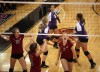 Lowell sweeps Hobart in Northwest Crossroads Conference volleyball match