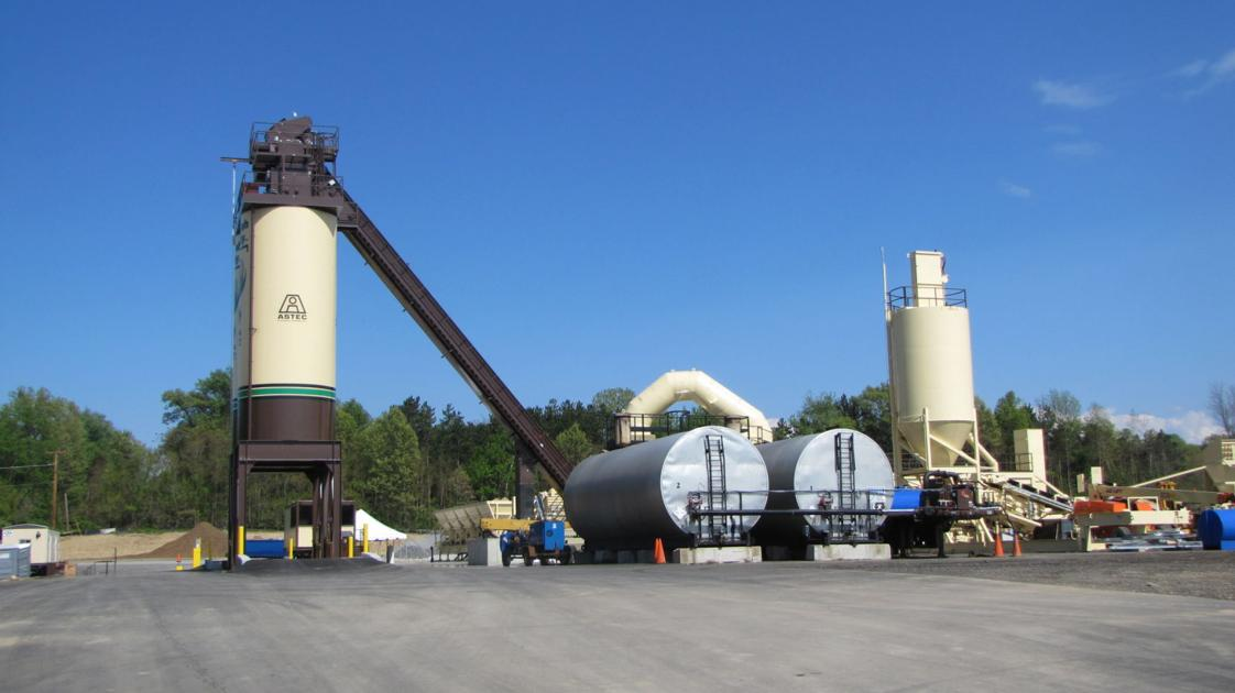 Walsh kelly to launch new asphalt plant in laporte for Laporte county jobs