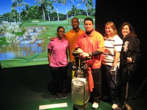 Players learn the insides and outsides of golf at Lost Marsh