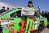 Danica Patrick wins pole for NASCAR's Daytona 500
